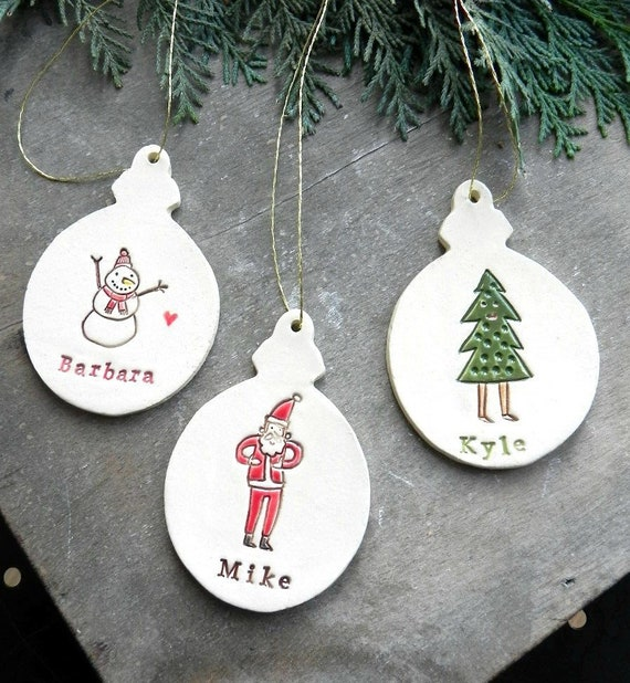 Special Christmas Ornaments.Personalized Christmas Ornaments Retro Christmas Stocking Custom Santa Gift Snowman Ornament Christmas Tree Holiday Home Decoration
