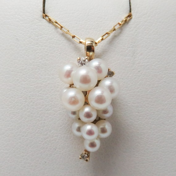 Pearl Necklace,  Pearl Pendant,  Pearl Jewelry, Pe