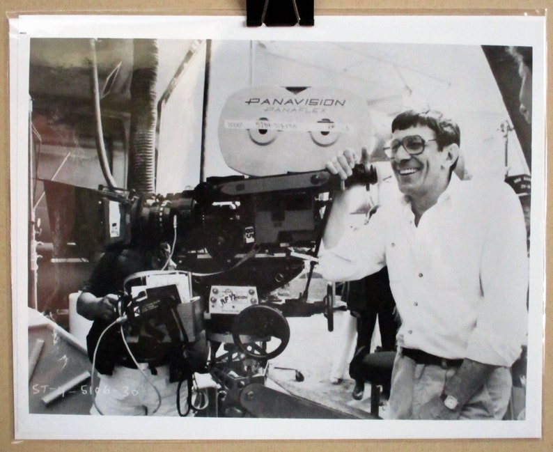 THE VOYAGE HOME Movie POSTER 27x40 B Leonard Nemoy STAR TREK 4