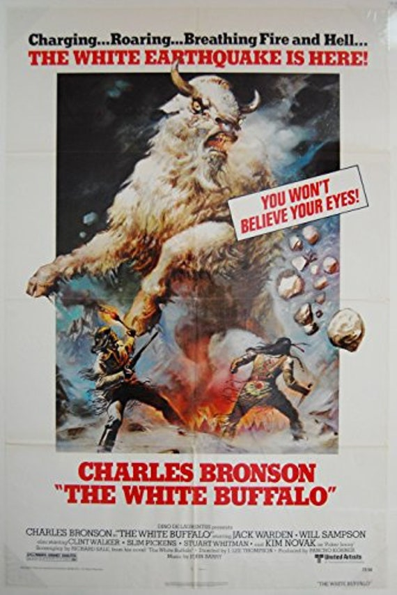 Valdez 1973 Chino Charles Bronson Cult movie poster print il mezzosangue