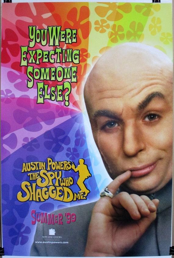 Austin Powers The Spy Who Shagged Me 1999 Advance Version Etsy