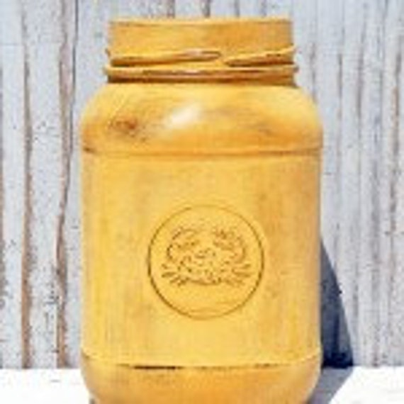 Sweet Pickins Milk Paint Color - Sunflower 6 oz. Makes 1 Pint