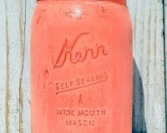 Sweet Pickins Milk Paint Color - Completely Coral