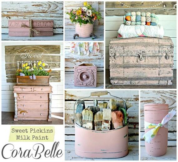 Sweet Pickins Milk Paint Color - CoraBelle 6 oz. Makes 1 Pint