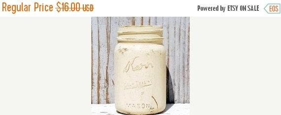 Sweet Pickins Milk Paint Color - Butter 6 oz. Makes 1 Pint