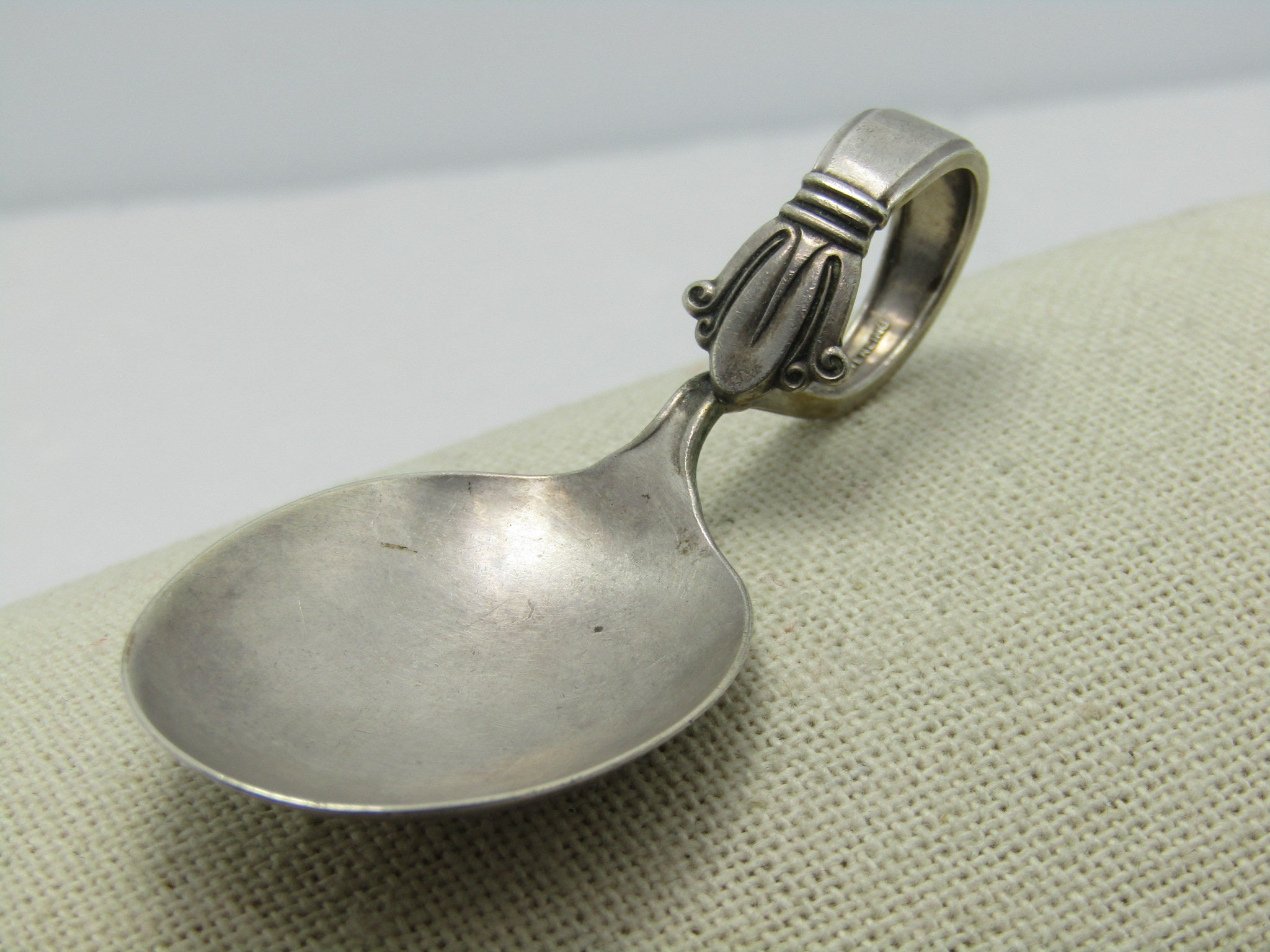 Antique Baby Spoon Sterling silver