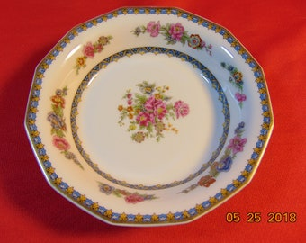 Macys bowls etsy one 1 5 porcelain fruitdessert sauce bowl from chas field haviland limoges france and sold by macys in the head 173 pattern mightylinksfo