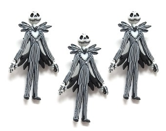 DISNEY NIGHTMARE BEFORE CHRISTMAS Jesse James  Dress It Up Buttons  LICENSED