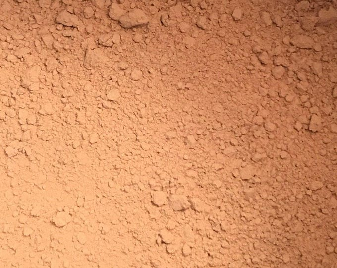 Red Moroccan Clay Powder,  1 oz.