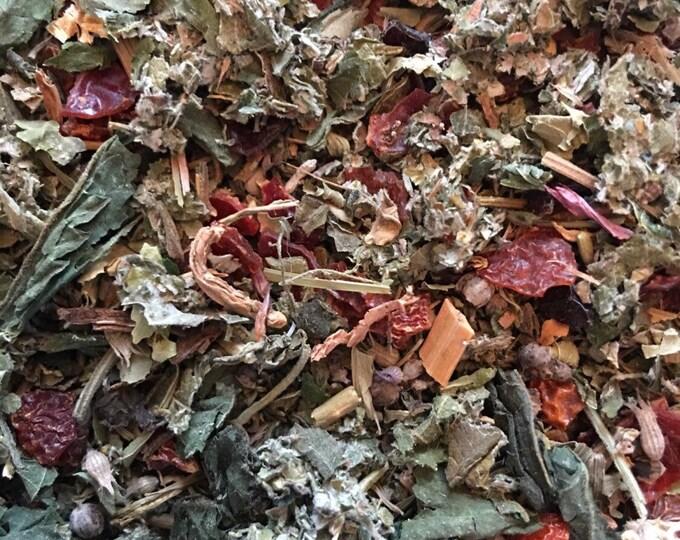 Healthy Menstrual Herbal Tea Blend