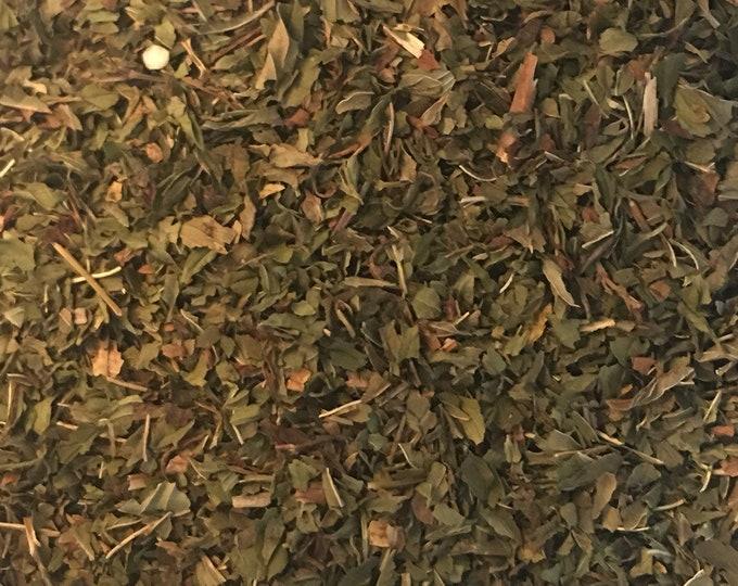 Peppermint Leaves, Mentha piperata,  1 oz.