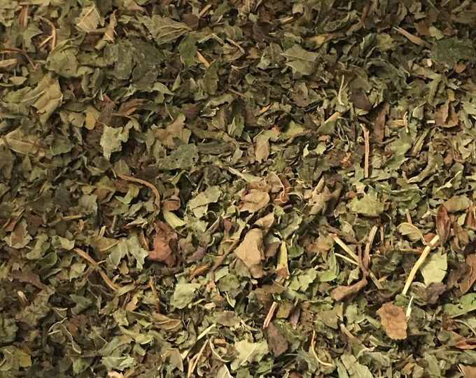 Lemon Balm Leaves, Melissa officinalis,  1 oz.