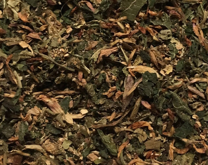 Spring Tonic Herbal Tea Blend