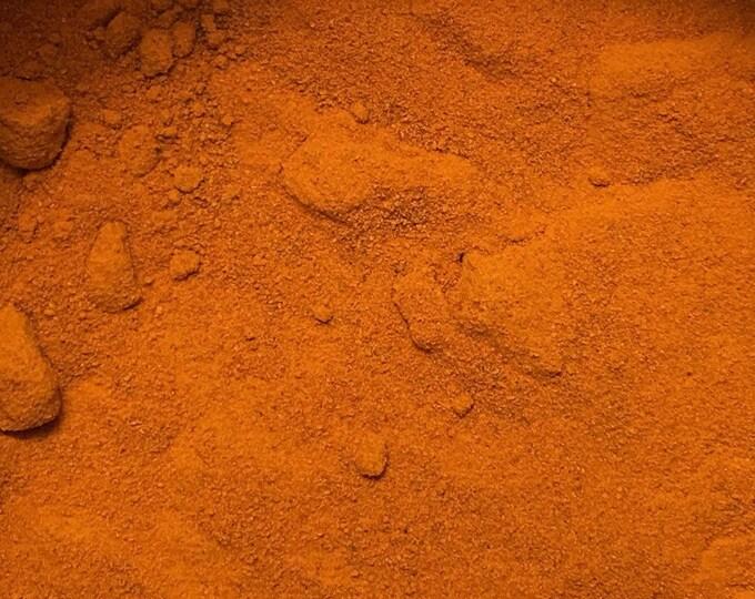 Turmeric Root Powder, Curcuma longa,  1 oz.
