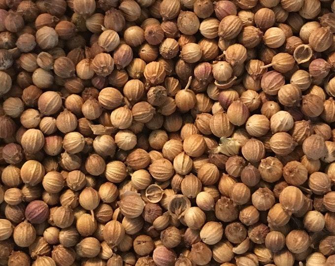 Coriander Seed, Coriandrum sativum,  1 oz.