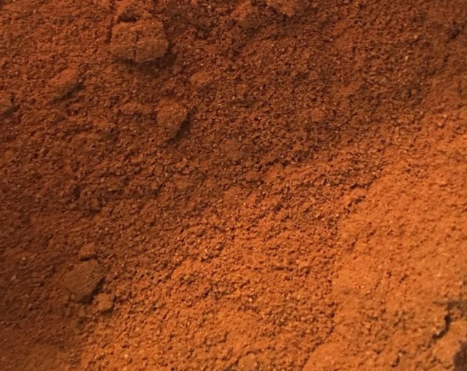 Cinnamon Bark Powder, Cinnamomum cassia, 1 oz.