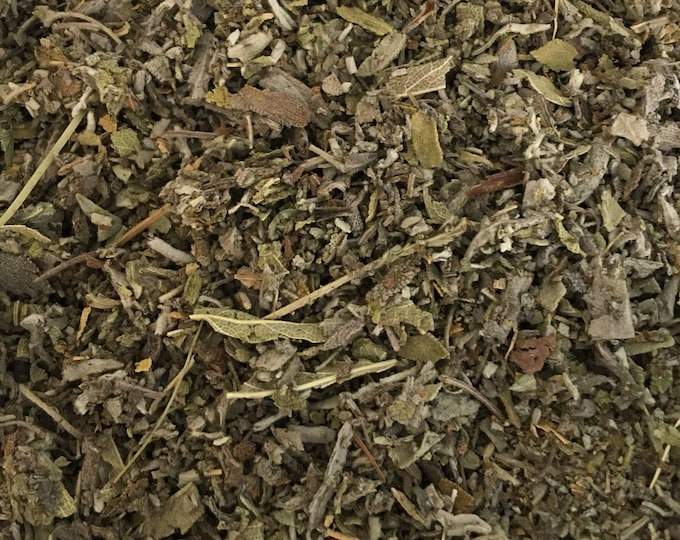 Sage Leaves, Garden Leaves, Salvia officinalis,  1 oz.