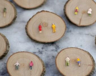 Tiny People Earrings