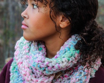 Kids Infinity Scarf, Children's scarf