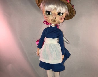 Dollywosh Designs Custom Pullips: Sophie Hatter