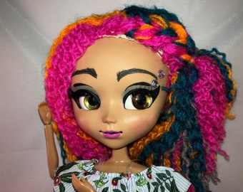 Dollywosh Designs Custom Doll: Phoebe