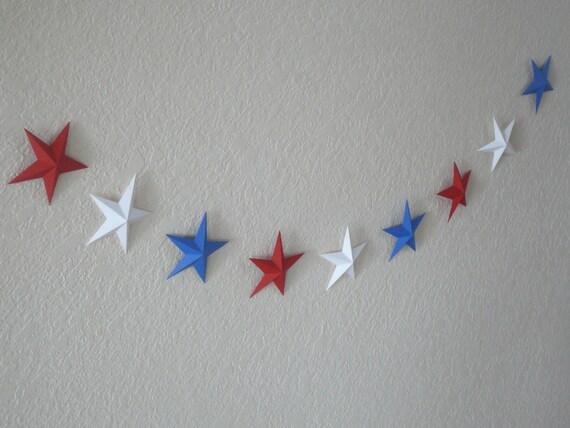 DIY Origami Lucky Star Garland | Hello Little Home | 428x570