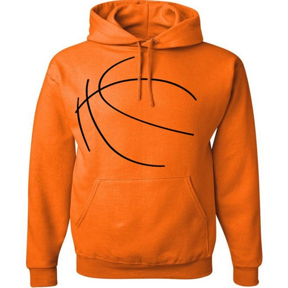 11747c032 Custom Personalized Basketball Pullover Hooded Sweatshirt