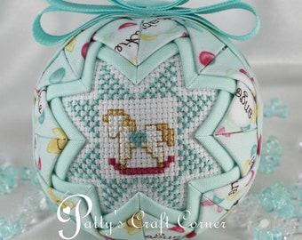 Baby's First Christmas Ornament - Newborn Ornament - Baby Ornament - Baby's 1st Christmas Ornament