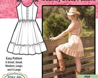d0d8d65be03 Country dress