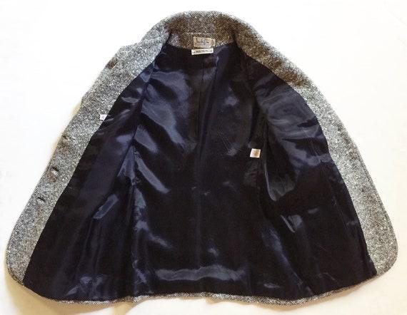 1970s Wool Tweed Jacket I Magnin - image 6