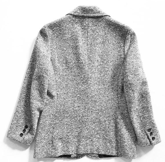 1970s Wool Tweed Jacket I Magnin - image 3
