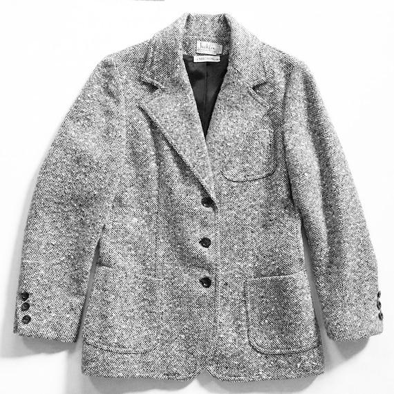 1970s Wool Tweed Jacket I Magnin - image 2