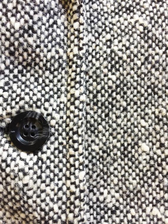 1970s Wool Tweed Jacket I Magnin - image 7