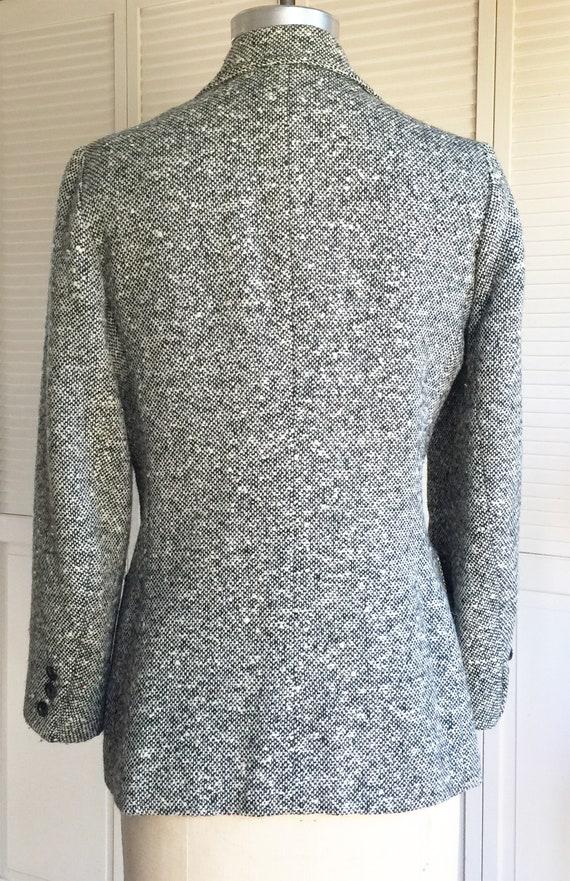 1970s Wool Tweed Jacket I Magnin - image 5