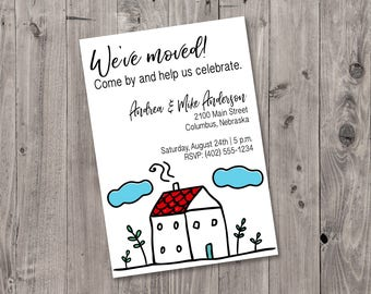 House Warming Invitation