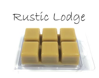 Rustic Lodge Scented Soy Wax Tarts