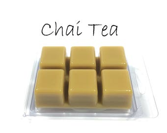 Chai Tea Scented Wax Tarts Melts