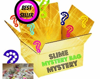 SLIME Mystery Slime Package Deal Scented Made in USA 2 4 8 ounce oz cheap slime clear kit butter cloud low price box free extras BEST Seller