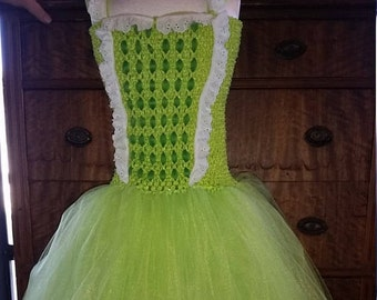 Birthday Princess Amber Costume Flower Girl Tutu Dress