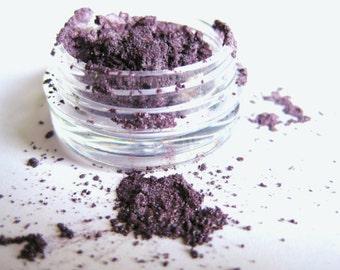 SMOKY MOUNTAIN Small Mineral Eye Shadow: Natural Vegan Makeup Color