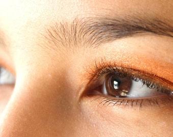 OCTOBER SKY Mineral Eye Shadow: Natural Vegan Makeup Color, Large Size