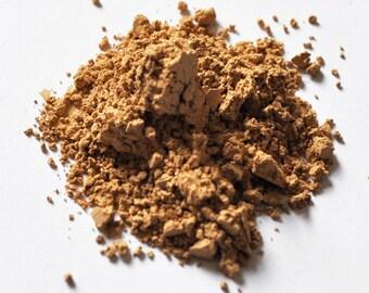 CARAMEL CREME TAN: Mineral Foundation, premium & natural - Small Size