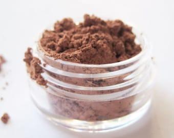 CREAMSICLE Small Mineral Eye Shadow: Natural Vegan Makeup Color