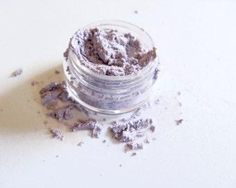 LAVENDER Mineral Eye Shadow: Natural Vegan Makeup Color, Small Size