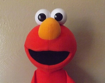 Elmo Stuffed Animal Etsy