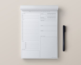 The Daily Page Notepad