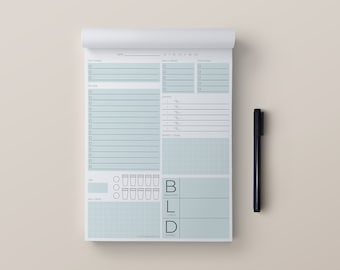 Classic Edition - The Daily Page Notepad - Single