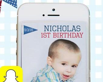 Baseball Snapchat GeoFilters, Sports Birthday Snapchat Filters, Party Snapchat Filter, Snapchat GeoFilter, Baseball Birthday Party