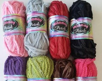 Ruffle yarn | Etsy