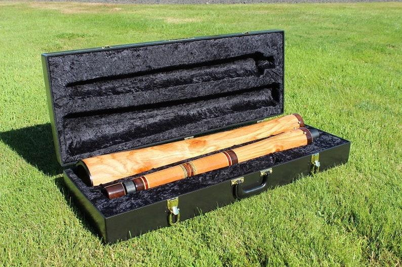 Troubadour Series Travel Didgeridoo image 0